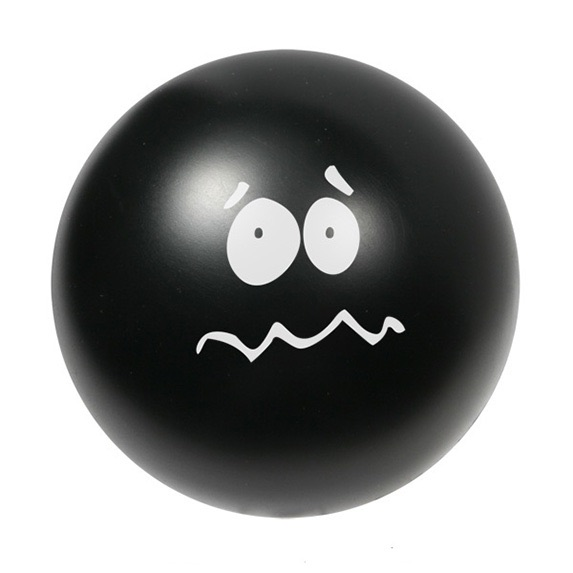 Emoticon Stress Ball - Puzzles, Toys & Games