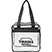 Stadium Clear Zippered Tote - Bags