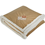 Field & Co. Cambridge Sherpa Blanket
