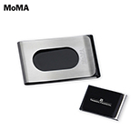MoMA Two-Sided Money Clip