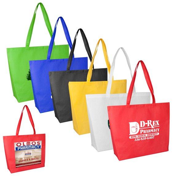 The Elysia Non-Woven Shopper  - Bags