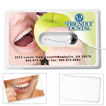 Dental Floss Case & Kit - Health Care & Safety Fitness Products