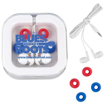 Tucked Away Earbud Set  - Technology