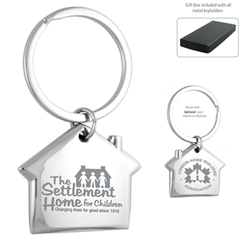 No Place Like Home Keytag  - Travel Accessories & Luggage