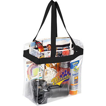 Transparent Stadium Tote - Bags
