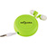 Retractable Encased Earbuds - Technology