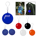 Poncho Ball Key Chain