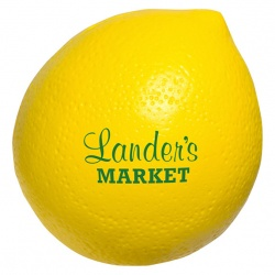 Lemon Stress Toy