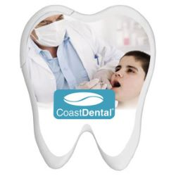 Tooth Shaped Mint Dispenser