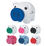 Mini Porky Piggy Bank