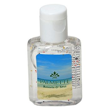 0.5 oz. Value Squeeze Hand Sanitizer - Health Care & Safety Fitness Products
