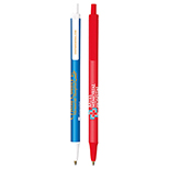 BIC Clic Stic Antimicrobial Pen