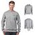 Gildan Heavy Blend Classic Fit Adult Crewneck Sweatshirt in Heather - Apparel
