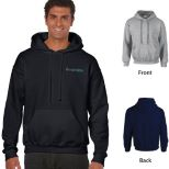 Gildan Heavy Blend Classic Fit Adult Hoodie in Heather