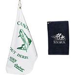 Cotton Terry Golf Towel - Large