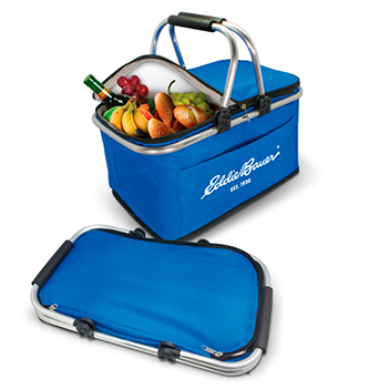 Insulated Zip Picnic Basket - Bags