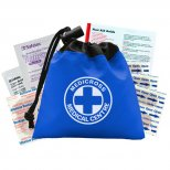 First Aid Cinch Tote