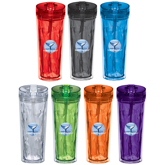 Icy Cold & Piping Hot Tumbler - Mugs Drinkware