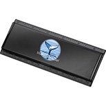 Officer Organizer with Ruler