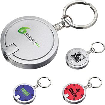 Circular Key Light - Travel Accessories & Luggage
