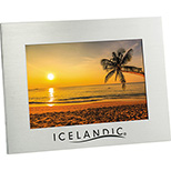 Silver Photo Frame - 5x 7