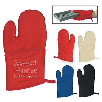 Quilted Baking Mitt  - Kitchen & Home Items