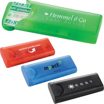 Travel Slideout Bandage Case - Health Care & Safety Fitness Products