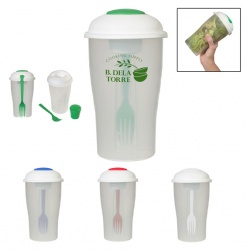 Shake It Salad Container