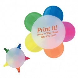 5-Prong Pinwheel Highlighter