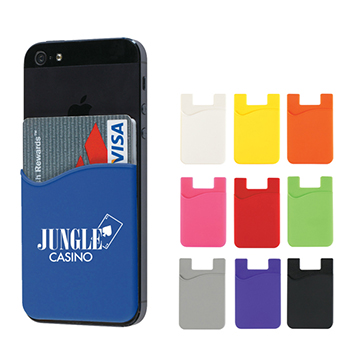 Silicone Card Pocket - Technology