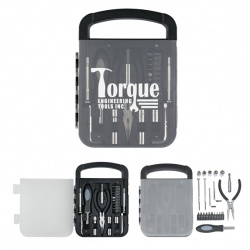 Complete Tool Set with Pliers