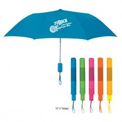 42 Neon Folding Umbrella