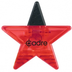Star Shaped Magnet Clip