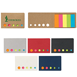 5-Color Sticky Flags in Case