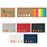 5-Color Sticky Flags in Case - Awards Motivation Gifts