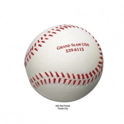 Baseball-Shaped Stress Reliever