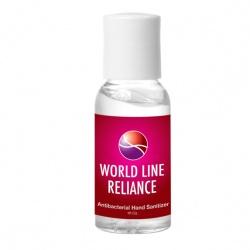1 Oz. Travel-Size Hand Sanitizer