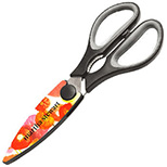 Utility Scissors & Magnetic Holder
