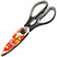 Utility Scissors & Magnetic Holder - Tools Knives Flashlights