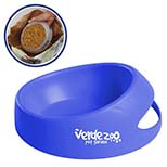 Small Pet Food Bowl with Scoop