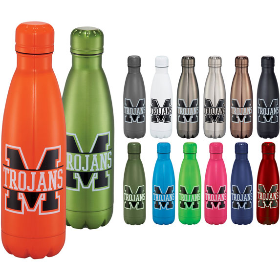 Stainless Steel Vacuum Insulated Bottle - Mugs Drinkware