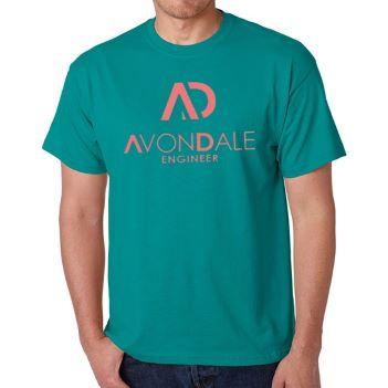 Colorful DryBlend T-Shirt - Apparel
