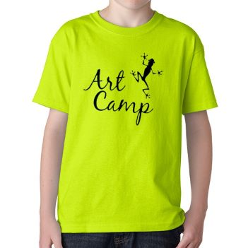 Youth Heavy Cotton Color T-Shirt - Apparel