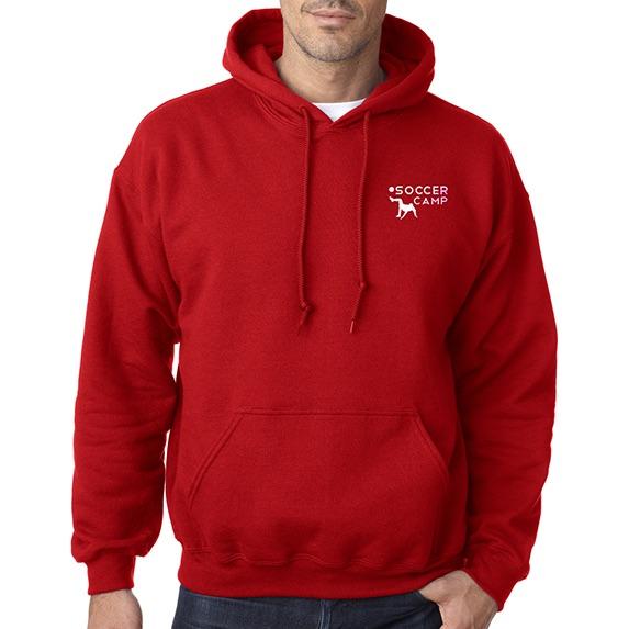 Gildan Adult Heavy Blend Hooded Sweatshirt - Apparel