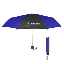 42 Econo Folding Umbrella with Matching Sleeve