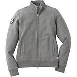 Women's Medium Knit Fleece Jacket