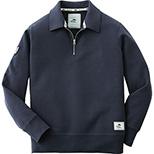 Unisex Quarter Zip Fleece