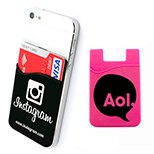Silicone Phone Pocket