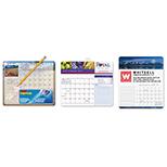 12 Month Mouse Pad Calendar
