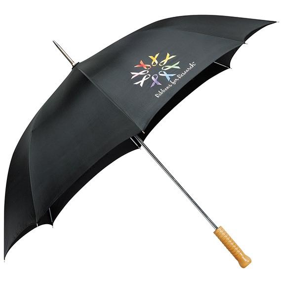 "48"" Auto Open Umbrella - Outdoor Sports Survival"
